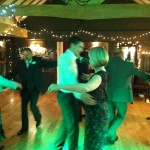 Barn Dance at Bickley Mill, Devon