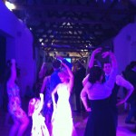 Wedding Barn Dance at The Corn Barn, Cullompton, Devon