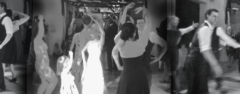 Ceilidh Dancing to Paddy's Whiskers Devon