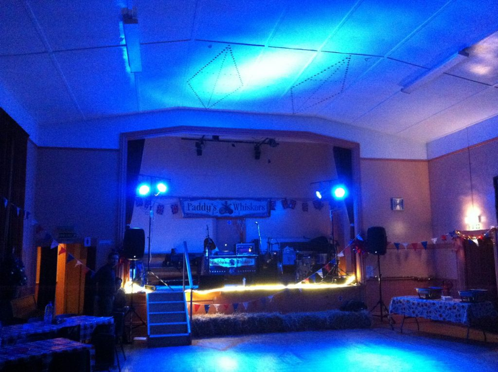 Set Up at Winkeligh, Devon