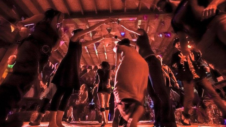 Devon Ceilidh Barn Dance at Off Grid Festival